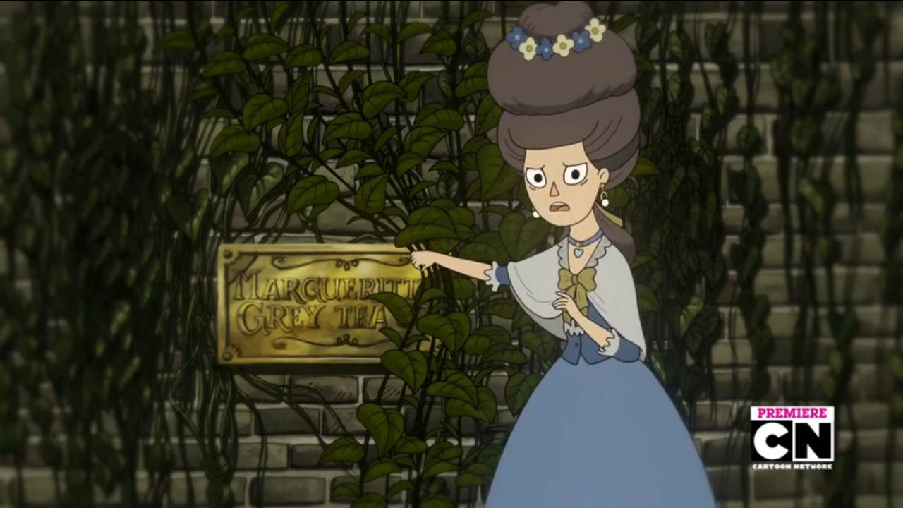 margueritte grey over the garden wall wiki fandom powered by wikia. Black Bedroom Furniture Sets. Home Design Ideas