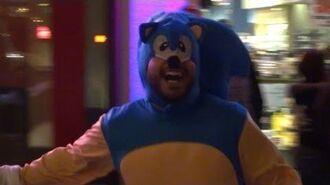 Mega64 Sonic The Hedgehog