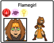 Flamegirl RPG