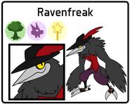 Ravenfreak RPG