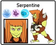 Serpentine RPG