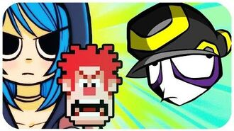 Top 10 Best MOVIES & CARTOONS For Gamers RebelTaxi
