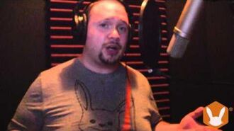 Voice actor Jon Bailey explains what ADR means in voice over