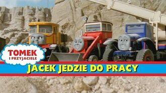 Jacek jedzie do Pracy - (HD) -Seria 6-