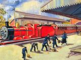 Drugoplanowe Postacie Ludzkie w Railway Series