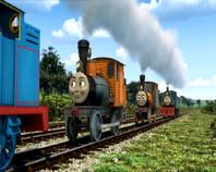 Thomas'CrazyDay10