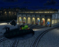 Percy'sNewFriends34