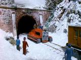Tunel w Hackenbeck