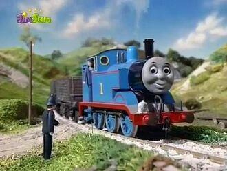 Tomek i Przyjaciele s01 22 (022) - Kłopoty Tomka (Thomas in trouble)
