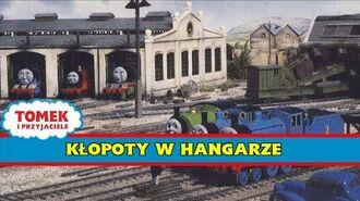 Kłopoty w Hangarze - (HD) Seria 1