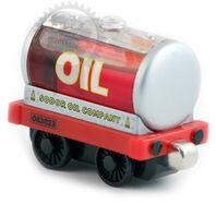 Oil car red