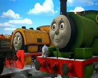 Percy'sLuckyDay55