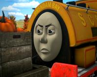 Percy'sLuckyDay60