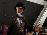 Burmistrz Sodor