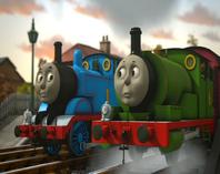 Percy'sLuckyDay11