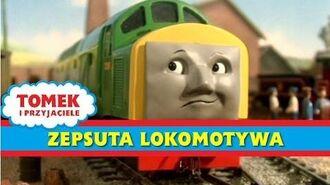 Zepsuta Lokomotywa - (HD) -Seria 4-