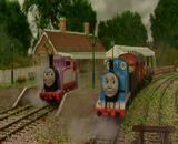 Tomek i Urodzinowa Przesyłka