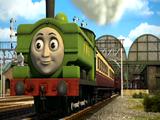 Kaczor i Sprytne Wagony