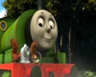Percy'sNewFriends27