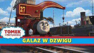 Gałąź w Dźwigu - (HD) -Seria 21-