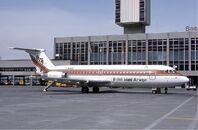 Samolot British Island Airways