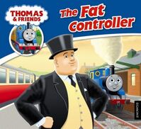 TheFatController2011StoryLibrarybook