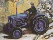 Traktorbezkabiny