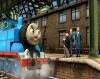 Thomas'CrazyDay8