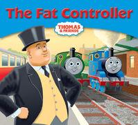 TheFatControllerStoryLibrarybook