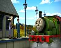Percy'sLuckyDay47