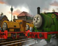 Percy'sLuckyDay12