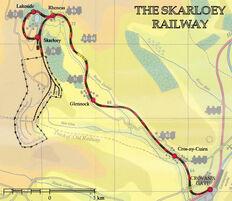 SkarloeyRailway