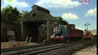 Tomek i Przyjaciele Tomek śpieszy na ratunek