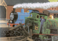 Thomas,PercyandtheCoalRS7