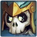 Skeleton Warrior Portrait
