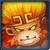 Monkey Warrior Portrait