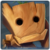 Wood Golem Portrait