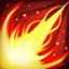 Fiery Plume