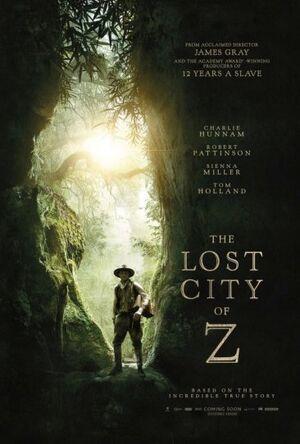 Lostcityofz poster 1