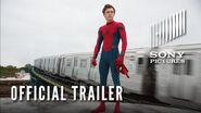 SPIDER-MAN HOMECOMING - Official Trailer (HD)