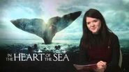 Interview with the cast of In the Heart of the Sea