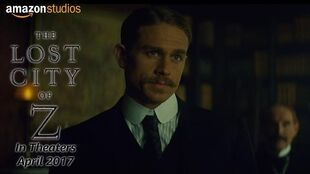 The Lost City of Z - Mapping (Movie Clip) Amazon Studios