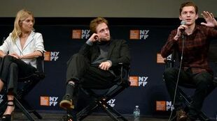 'The Lost City of Z' Press Conference NYFF54