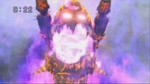 Drillen's revenge kaen form (weaken)