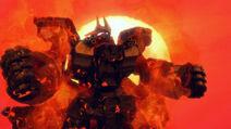 Roboten's revenge kaen form