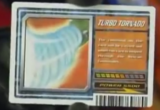 Turbo Tornado card