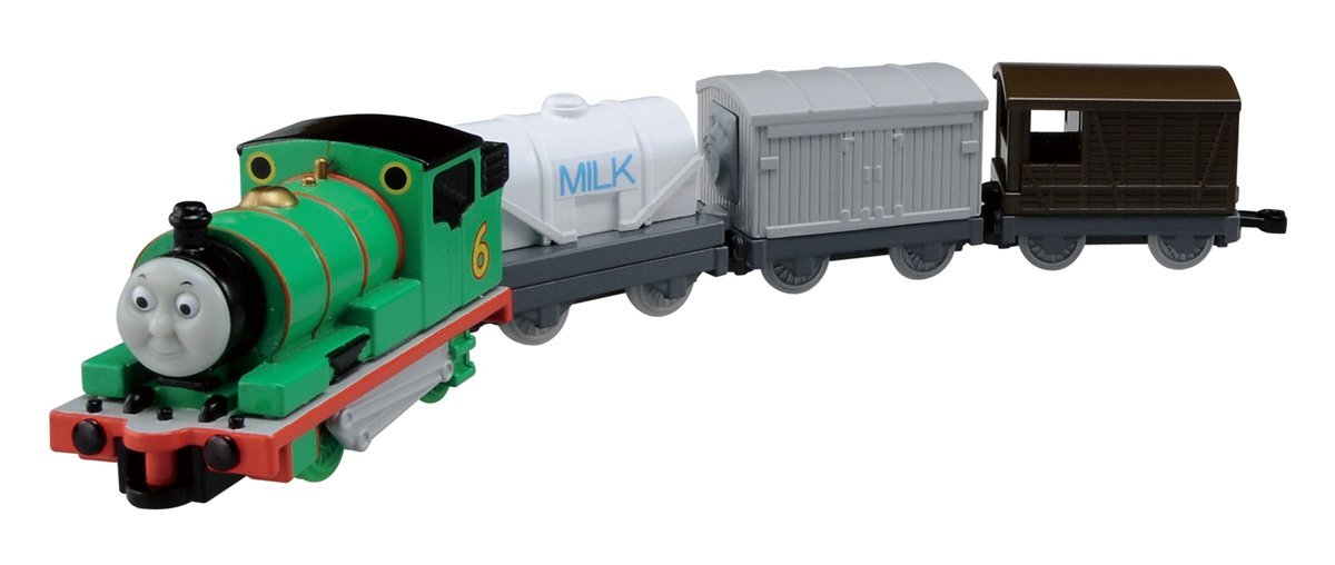 Percy with three freight cars tomica thomas and friends wiki percy with three freight cars altavistaventures Image collections