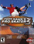 Tony Hawk's Pro Skater 3 Coverart