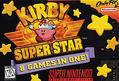 Kirby Super Star Coverart