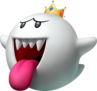 King Boo Artwork MSS